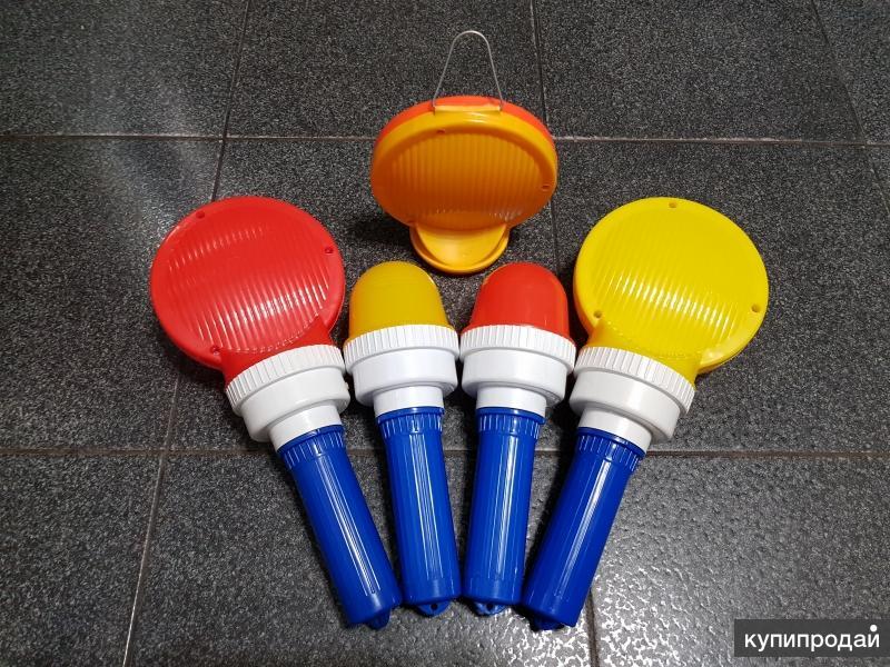 Фонари сигнальные ФС-4, ФС-12, гирлянды светодиодные, осветительные и дорожные.