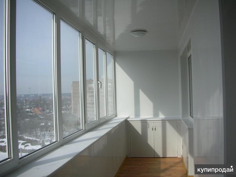 Остекление балконов и лоджий под ключ в кропивницком doorfen.