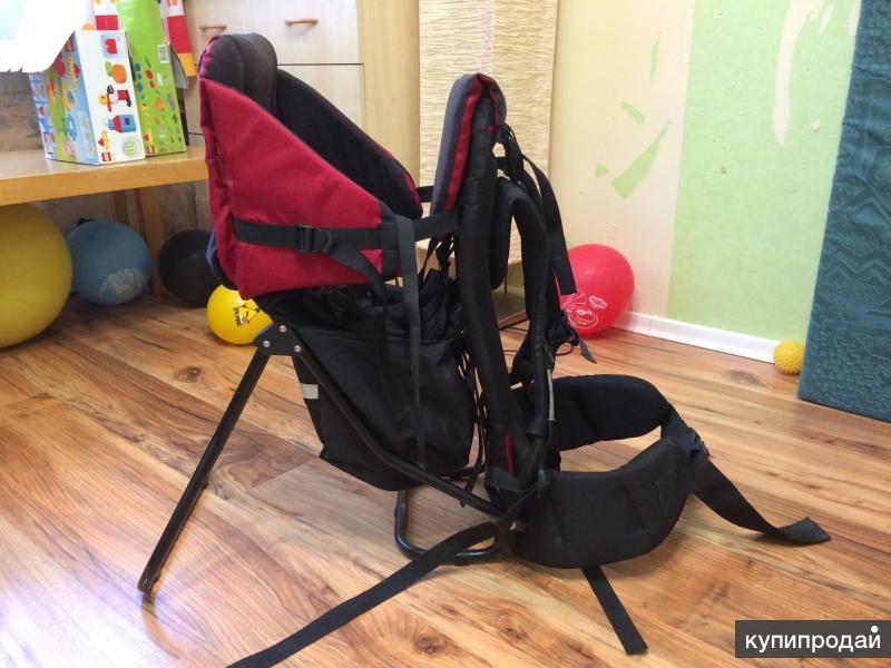 Туристический детский рюкзак переноска