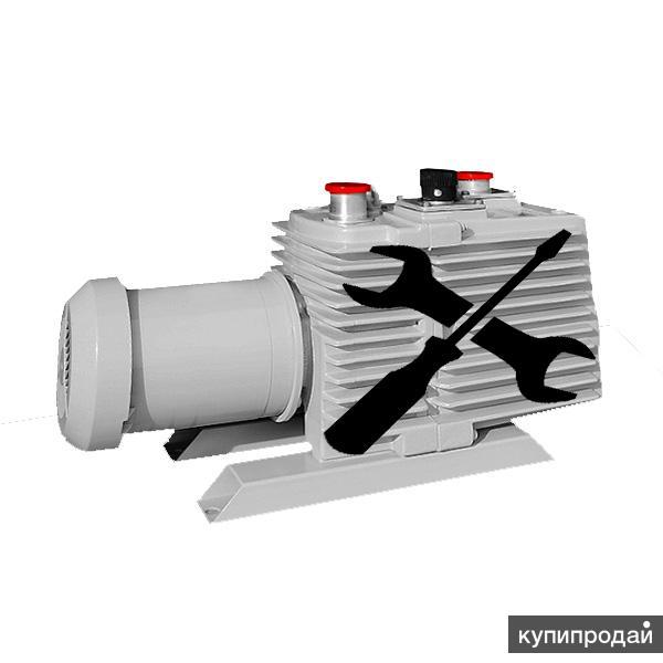 Ремонт насоса вакуумного (промышленного)