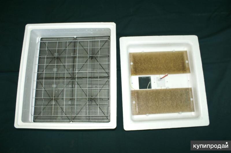 Инкубатор иб2нб-3Ц (63 яйца, автоматический поворот цифровой