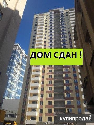 1-к квартира, 51 м2, 20/25 эт.