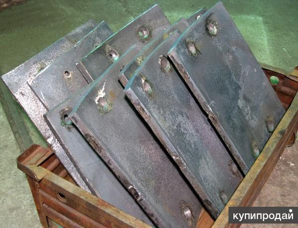 Предлагаем износостойкую сталь 96