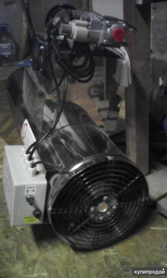 Генератор горячего воздуха ermaf ERA33