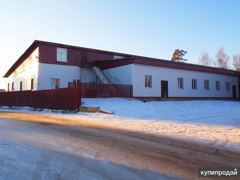 Аренда. Новое производственно-складское здание 2000 кв.м в г. Кохма