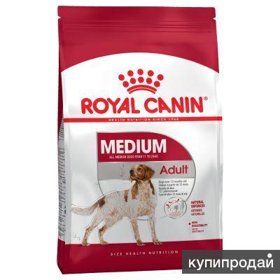 Роял Канин Медиум Адалт 20 кг