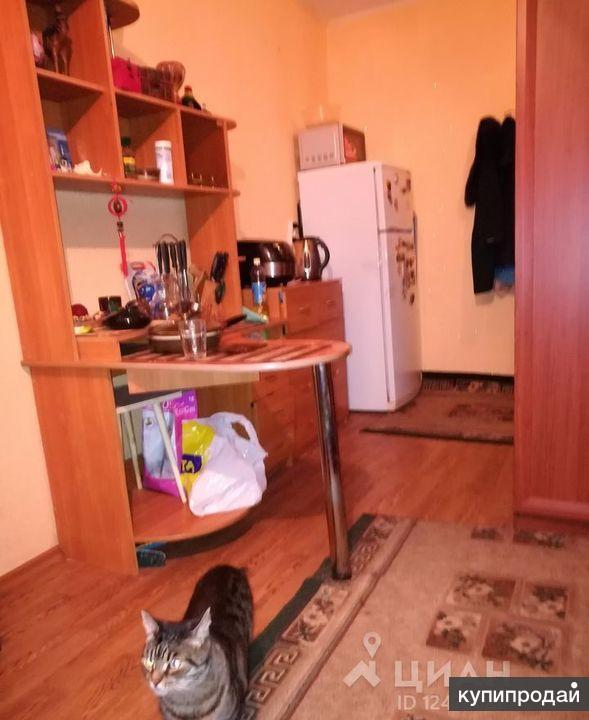 Комната в 1-к 17 м2, 4/5 эт.
