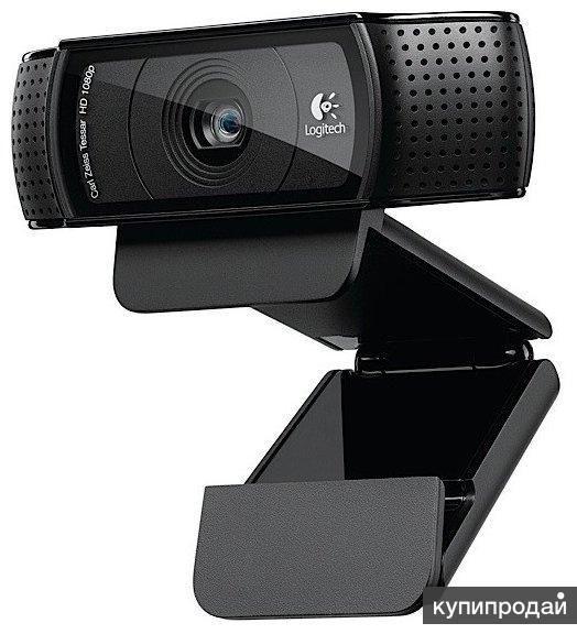 Продам веб-камеру Logitech C920 - Новая!