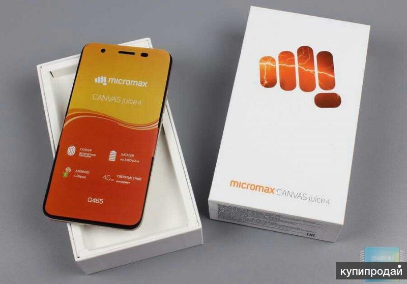 смартфон Micromax Q465