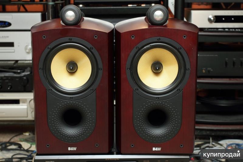 акустика Bowers&Wilkins B&W Nautilus 805