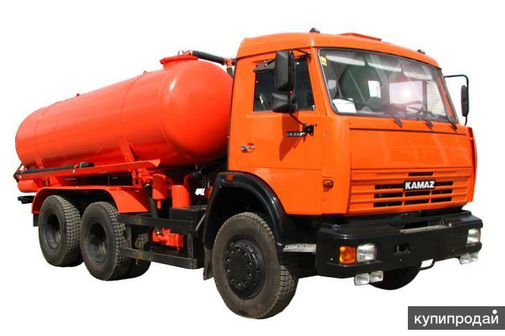 Вывоз, откачка: канализации, ЖБО, сточных вод