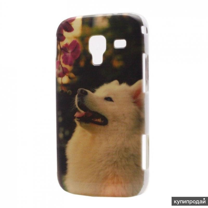 Панель на Samsung Galaxy Ace 2 gt-i8160 собака