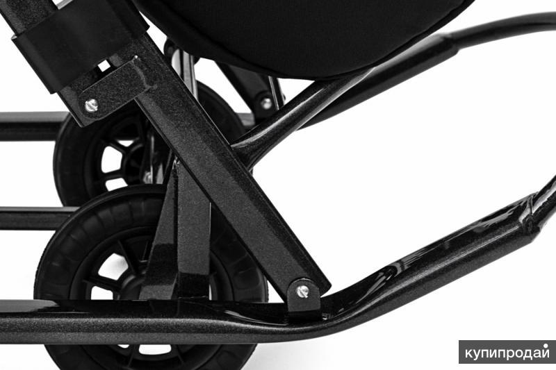 Санки-коляска Премиум-класса