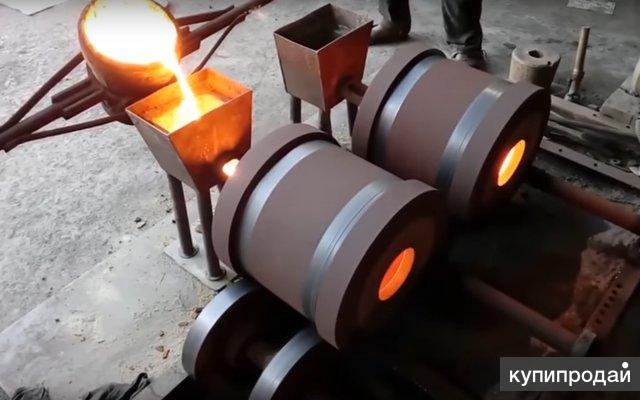 Литье и механическая обработка бронзы: отливки, втулки