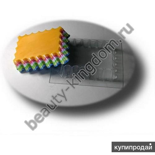 Форма пластиковая Волнушка (Hand Made)