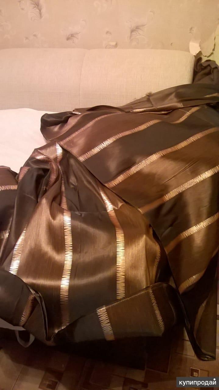 Ткань портьерная и тюль