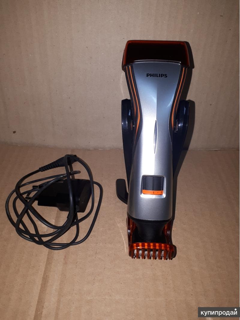 Машинка для бороды и усов Philips QS6141