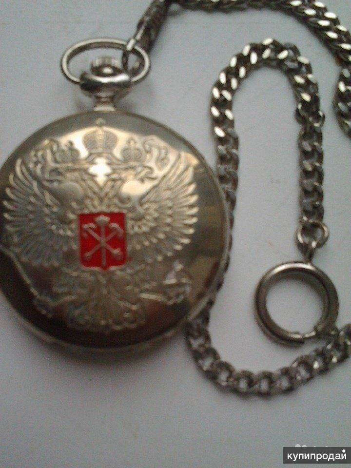 Часы карманные (круглые)