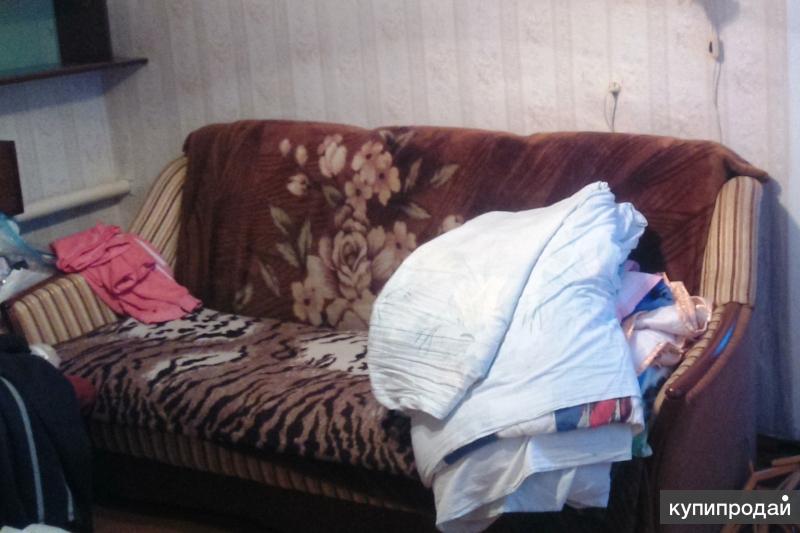 Продается диван б/у в хорошем состоянии