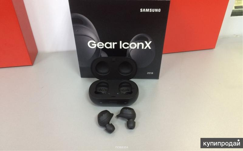 Наушники Samsung gear icon x(2018)