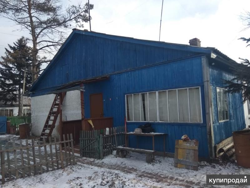 Дом в п. МОГИЛЕВКА
