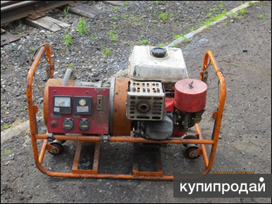 Электроагрегат бензиновый Санкт-Петербург