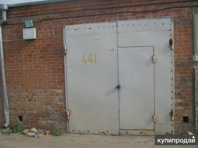 """Сдам гараж ГСК """"Светофор"""" 5х6. Ворота высокие. Ямы нет."""