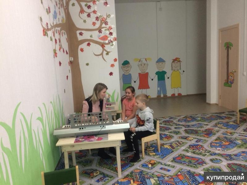 Развивающие занятия, присмотр за детьми