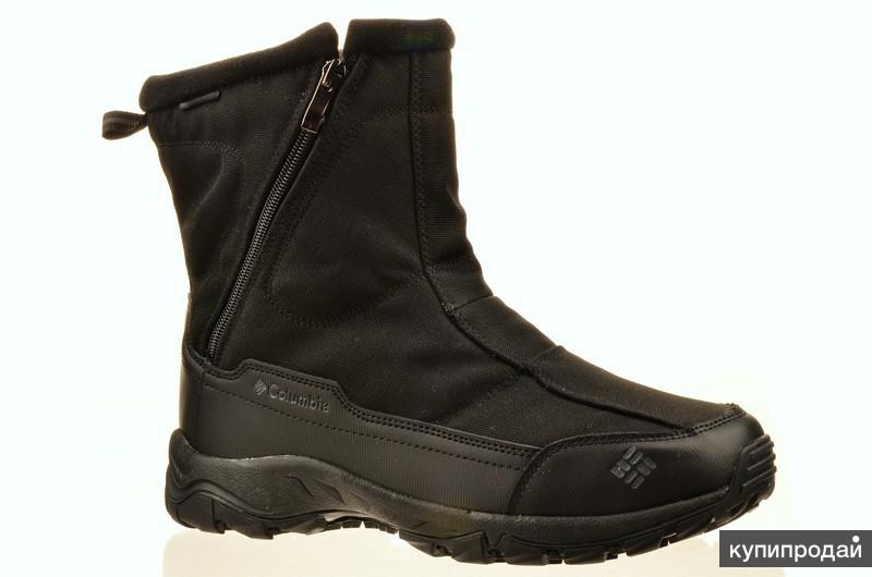 Новые дутики (высокие ботинки) Columbia Коламбия 42,5 р-ра (еврозима)