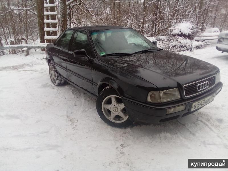 Audi 80, 1993г.