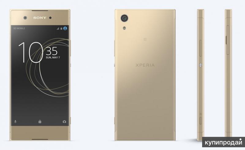 Sony Xperia Xa1 Plus Dual Sim Gold
