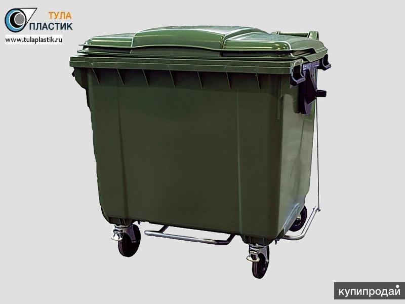 Мусорные контейнеры 1100 Л