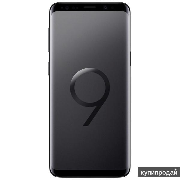 Продам новый SAMSUNG Galaxy S9 64 Гб, черный бриллиант