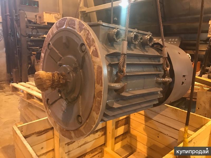 Электродвигатель МАП-622-4/8/24 с ТДП-6А