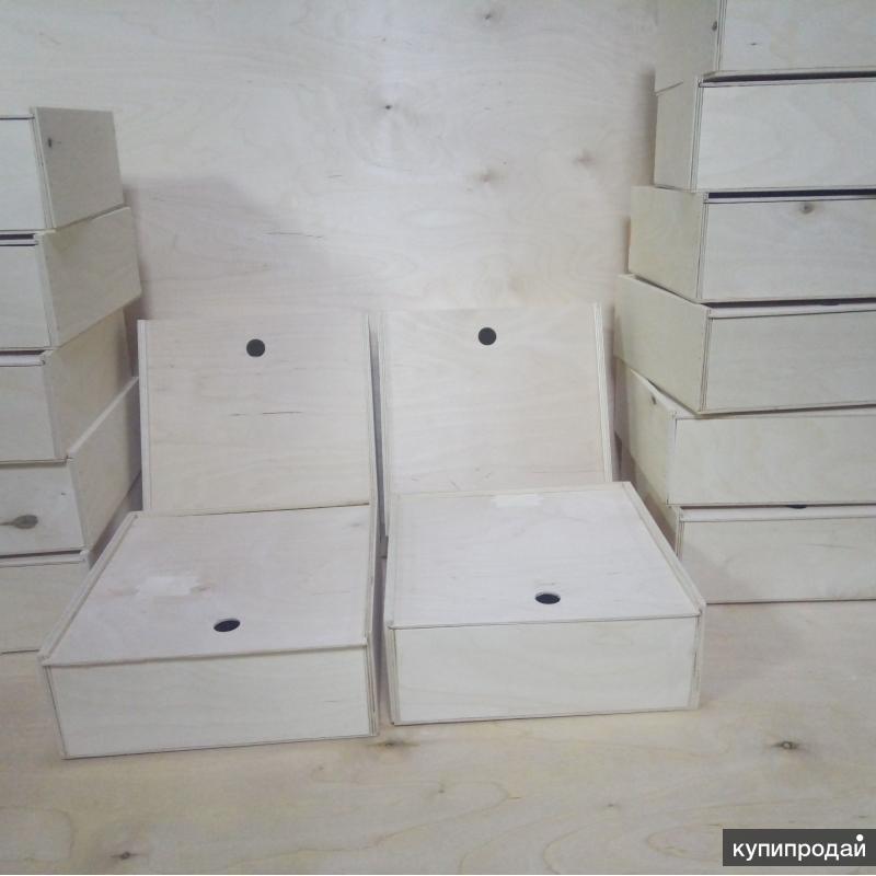 деревянные ящики пеналы для подарков