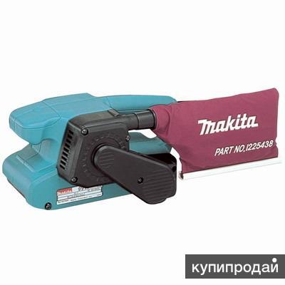 Makita 9910 ленточная шлифовальная машина новая
