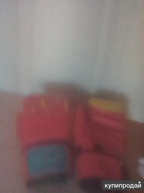 Боксёрские перчатки trygdo