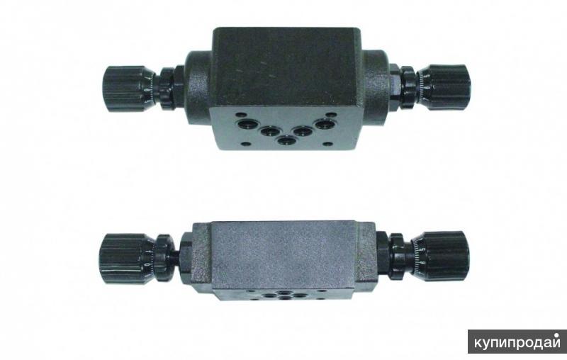 Гидродроссель с обратным клапаном ДКМ-6/3 и ДКМ 10/3