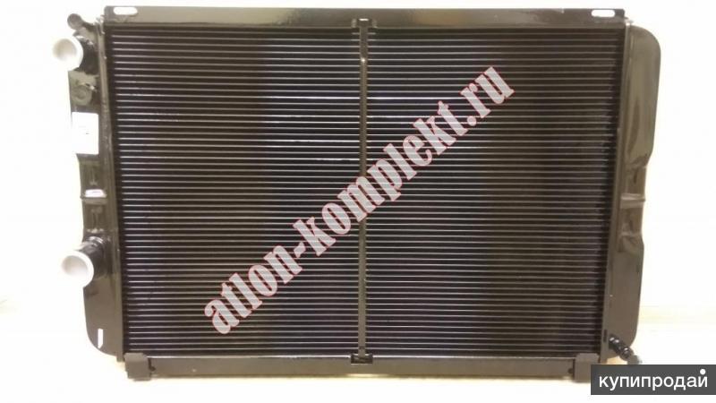 Радиатор УАЗ-3163 ПАТРИОТ 3163-1301010-30 медный