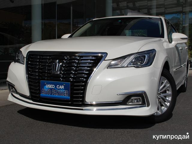 Toyota Crown 2016 год