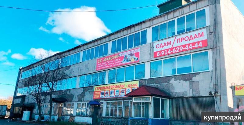 Продам нежилое здание в П-Камчатском