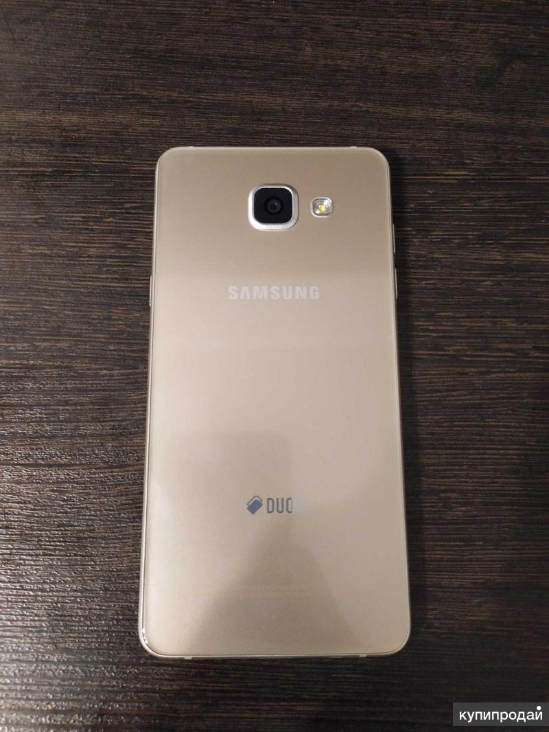 Samsung Galaxy А5 2016