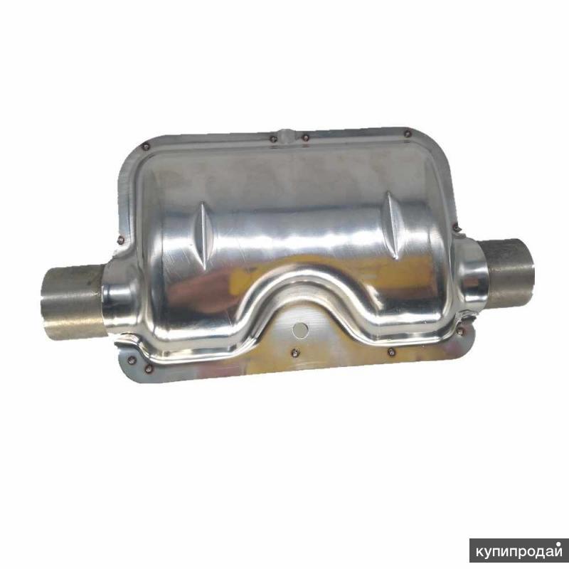 Глушитель выхлопной системы для отопителей