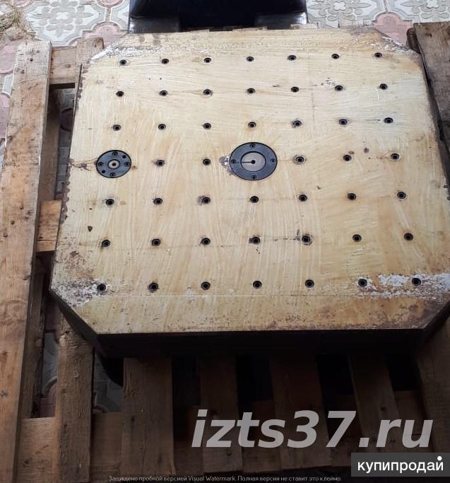 Стол-спутник к станку ИС-800 новый