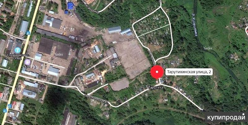 продам участок (ИЖС) в г.Кинешма