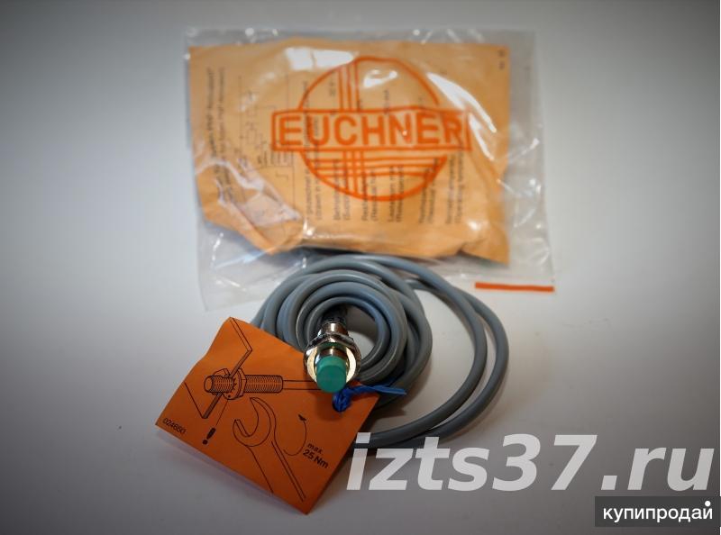 Egt12x02up024 Датчик индуктивный, 2мм, PNP, NO+NC