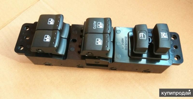 Блок управления стеклоподъемниками ssang yong 8581009110
