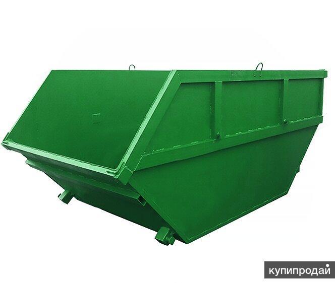 Контейнер для вывоза мусора