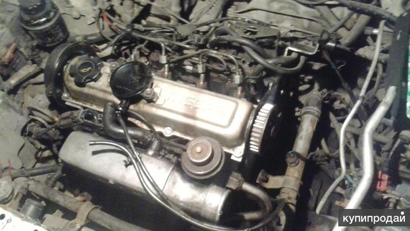 Двигатель ниссан санни дизель 1987г