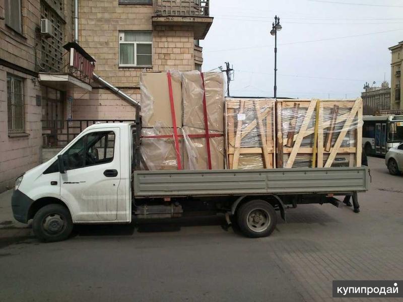 Перевозка грузов в Тольятти и по области